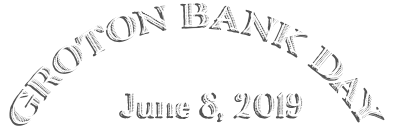 Groton Bank Day logo